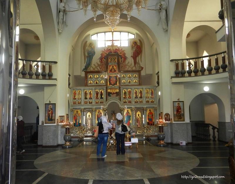 Церковь Св. Евгения. Буки
