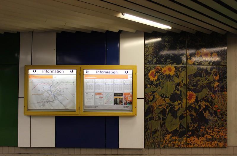Stadtbahnstation Neckartor