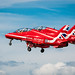RAF Red Arrows by Michael Turner Photography