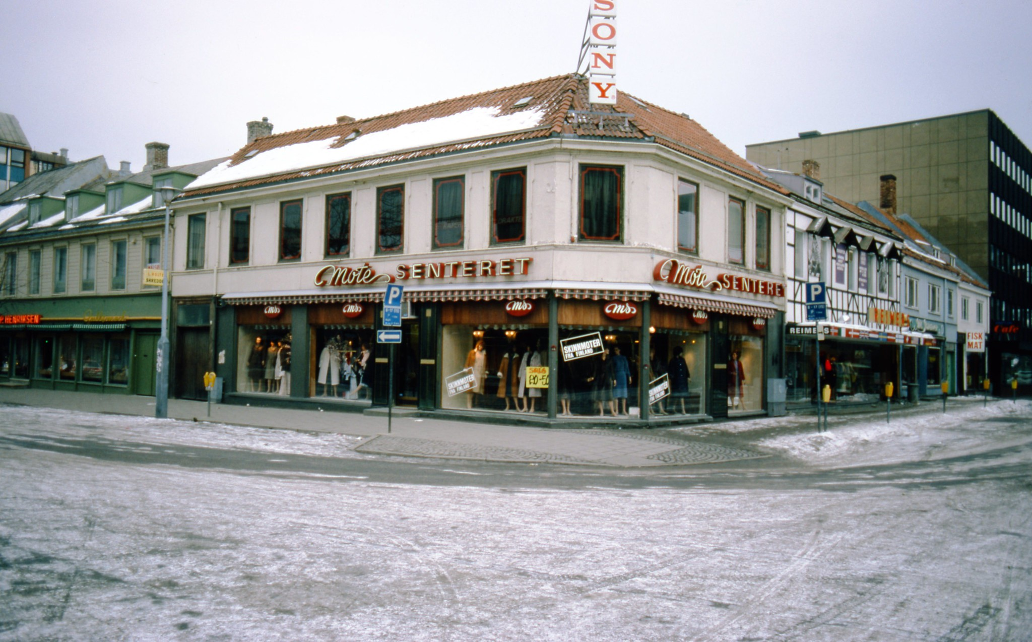 mote norge Trondheim