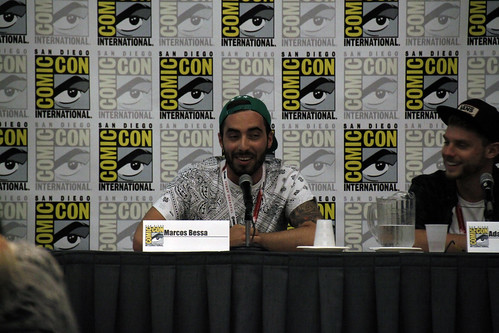 San Diego Comic Con 2015 Sunday Day 4