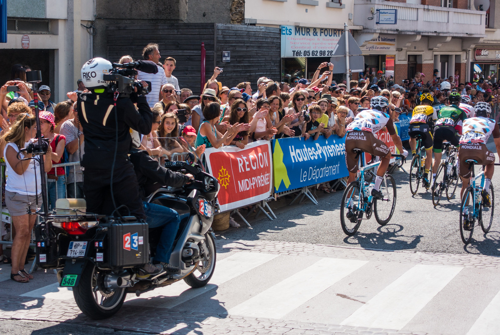 Tour de France 2015 - Stage 12-16