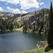 Jennie Lake by Rotating Frame