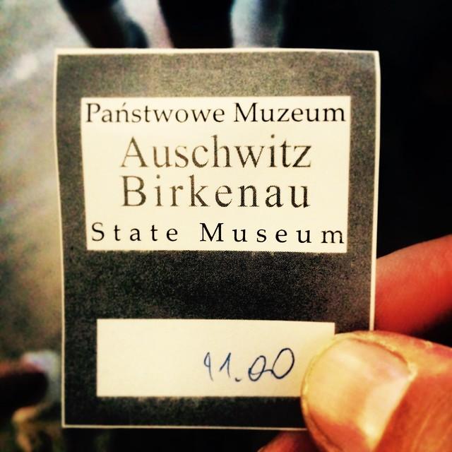 Ticket entrance