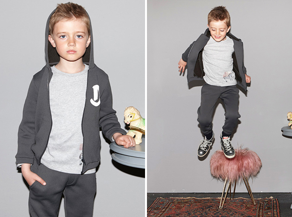 DOUUOD Kids Fall - Winter 2015 Collection