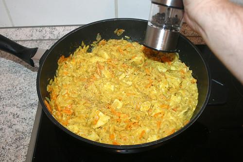 42 - Bei Bedarf mit Salz & Pfeffer abschmecken / Taste with salt & pepper if necessary