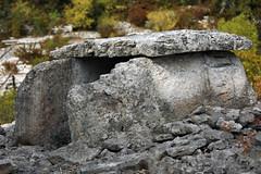 Un des dolmens