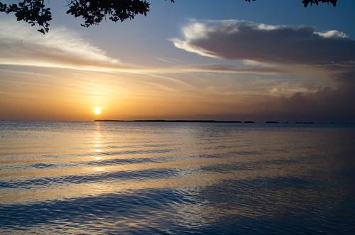 Key Largo Sunset-4