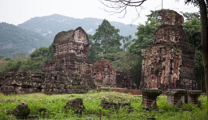 Mỹ Sơn, Quang Nam, Vietnam