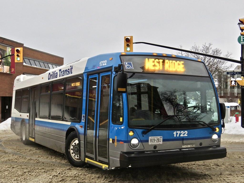 Orillia Transit 1722