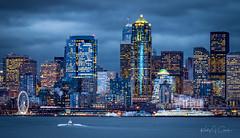 Blue Emerald City