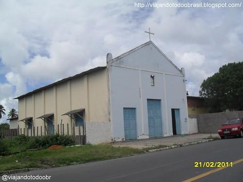 Piaçabuçu - Igreja Mãe Rainha