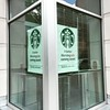 A better Morning side coming soon says sign. Really? Another #Starbucks will improve Harlem? Thoughts?