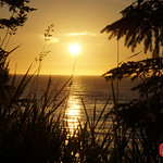 Sun, 06/29/2014 - 20:57 - Sunset overlooking The Straits of Juan De Fuca. Watch video of this road trip here.  bit.ly/rvwt-wa-coast.