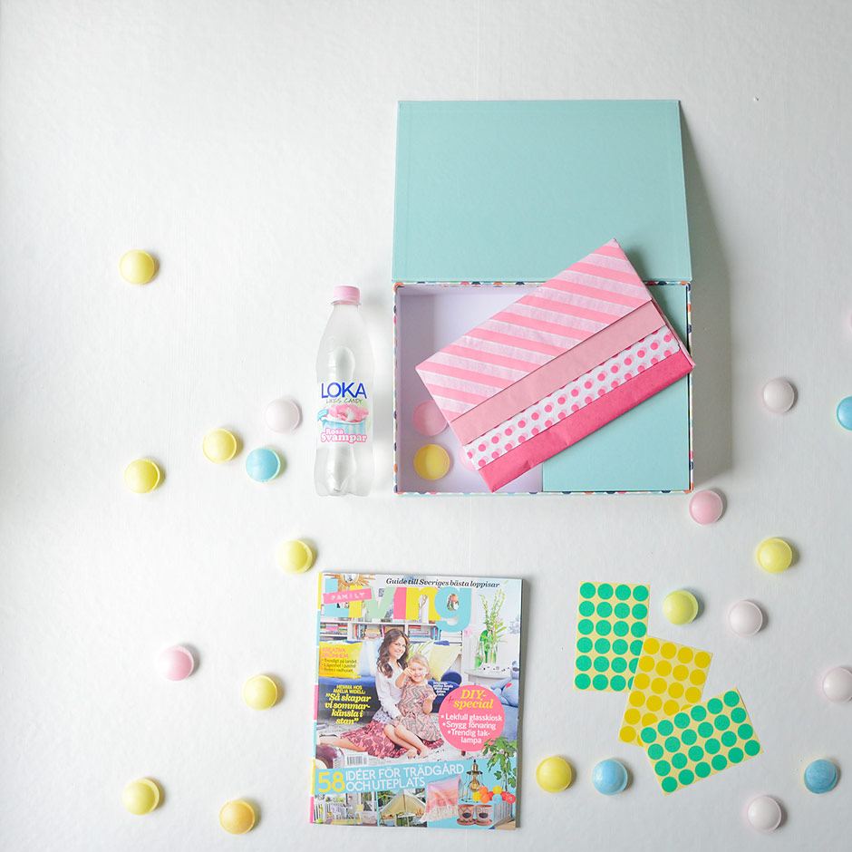 Pretty pastels from Ikea and Sweden