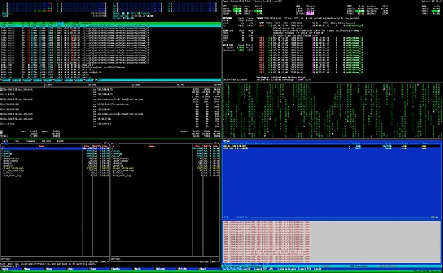 More tmux magic | Debian Talk