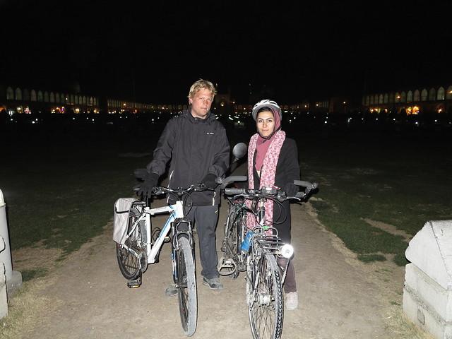 Marjan & Ich