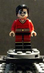 Lego Plastic Man