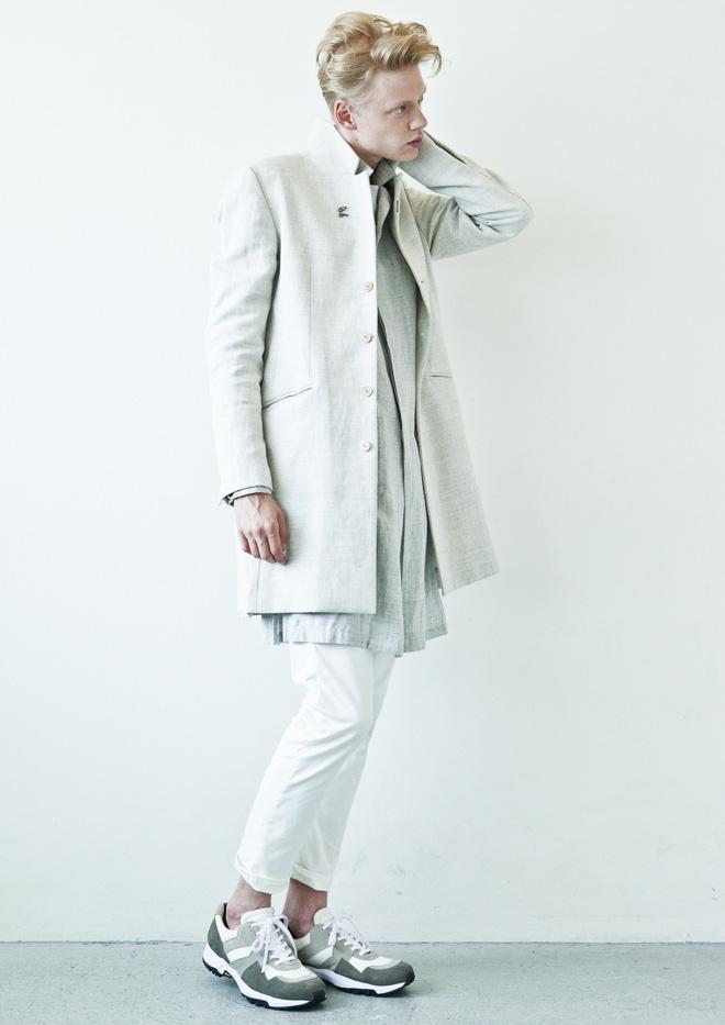 SS16 Tokyo KAZUYUKI KUMAGAI018_Johan Erik Goransson(fashionsnap)