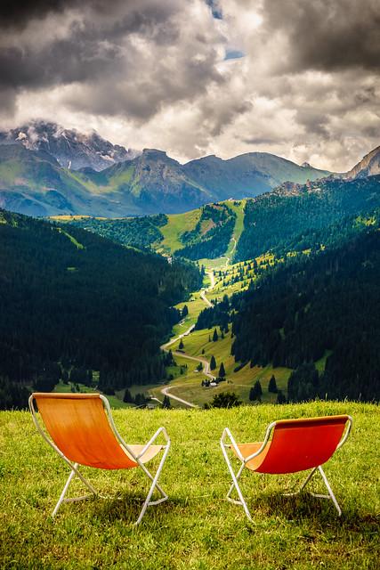 Piz Arlara - Trentino Alto Adige, Italy - Travel photography
