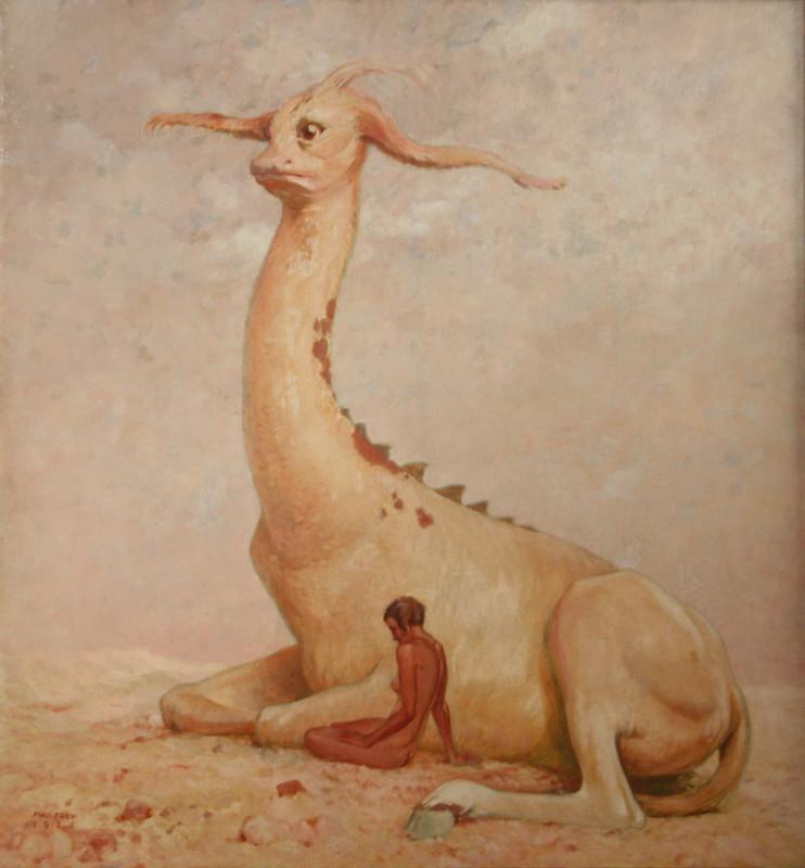 Max Frey - Tier und Mensch, 1931