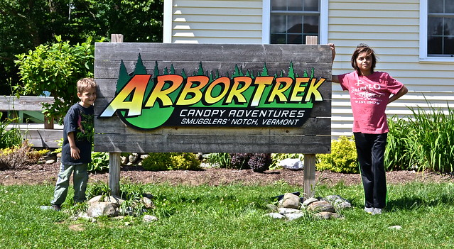 All About the Wilderness Tours and ArborTrek Canopy Adventures - Smugglers Notch, Vermont