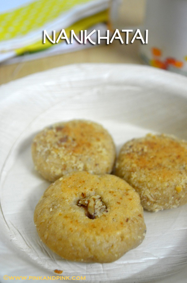 wheat nankhatai