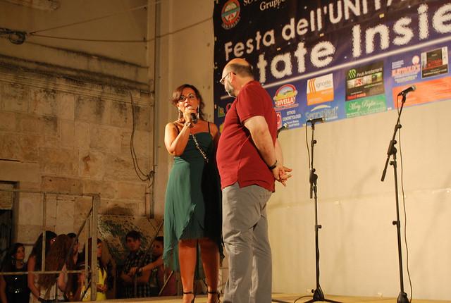 Rutigliano- Nona edizione della Festa dell'Unitalsi di Rutigliano-rutiglianoweb--Barbara Brizzi e Gianni Capotorto