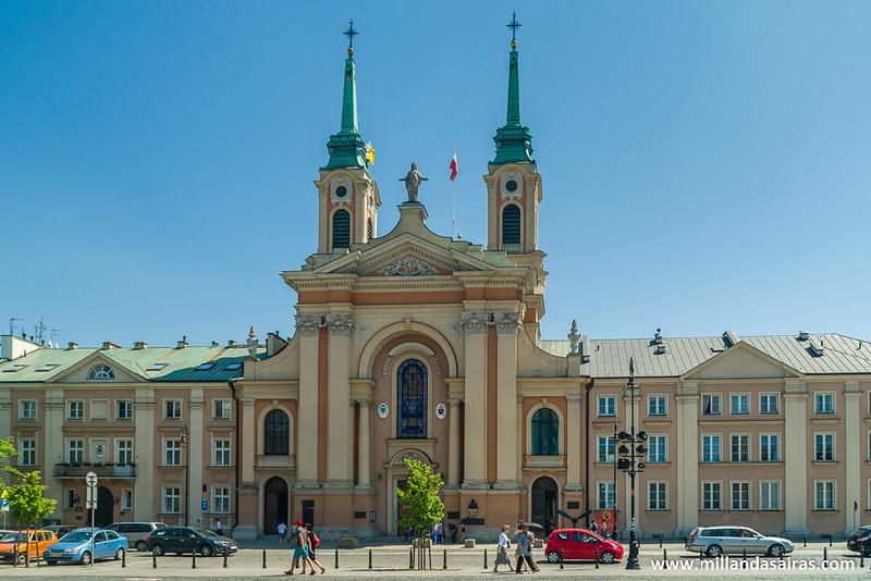 Iglesia de Nuestra Señora Reina de Polonia