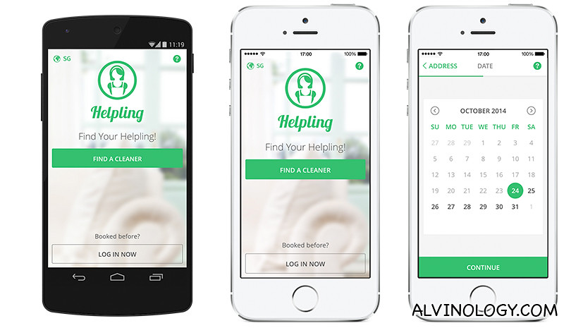 [DISCOUNT CODE INSIDE] Need to hire a house cleaner? Helpling is the perfect app for this! - Alvinology