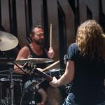 AUDREY HORNE - Metaldays 2015, Tolmin