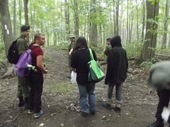 Orienteering Team Practice, 2014