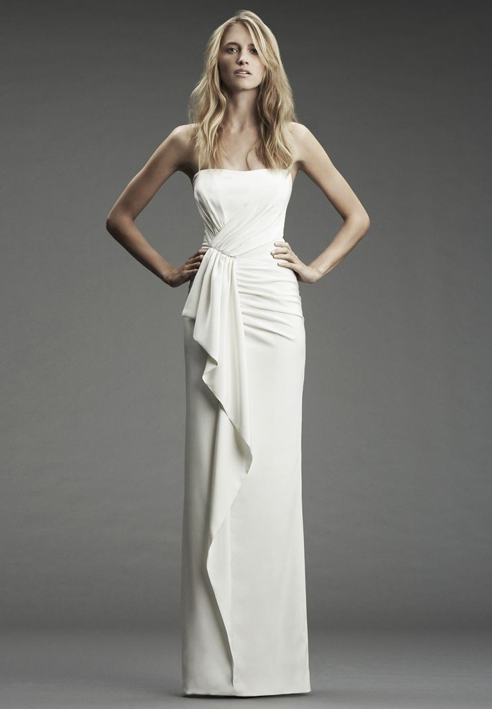 Awesome Simple Wedding Dress