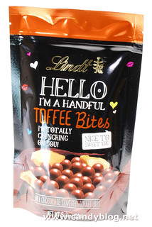 Lindt Hello Toffee Bites