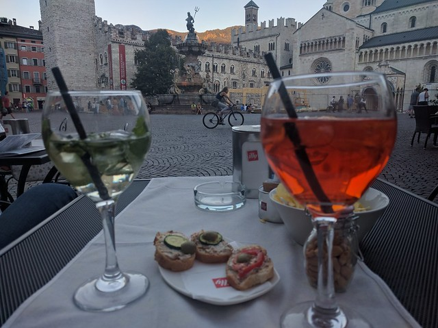 Aperitivo in Trento