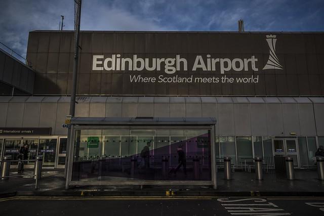 Edinburgh Airport International Arrivals