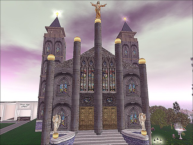 SL Argentina - Cathedral