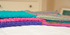 Mermaid Tail Blankets Stacked