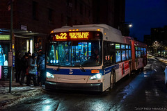 MTA Regional Bus New Flyer Industries XD60 #4793