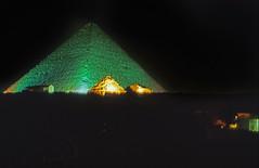 Ägypten 1999 (624) Kairo: Pyramiden von Gizeh