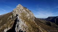 CORNO DEL CATRIA per la cresta sud-est