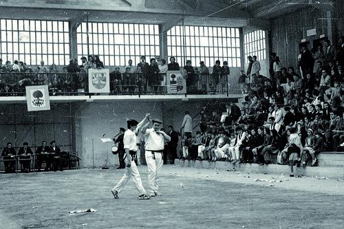Abadiño, 1970 ezpatadantzari eguna
