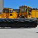 Oshkosh H-Series snow plow