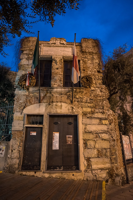Casa di Cristoforo Colombo