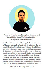 Prayer to obtain favours through the Intercession of the 26 Passionist Martyrs of Daimiel
