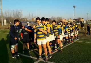 U14 vs Amatori