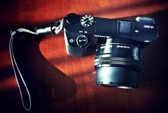 My New Camera... yayy!! (Sony A6000)