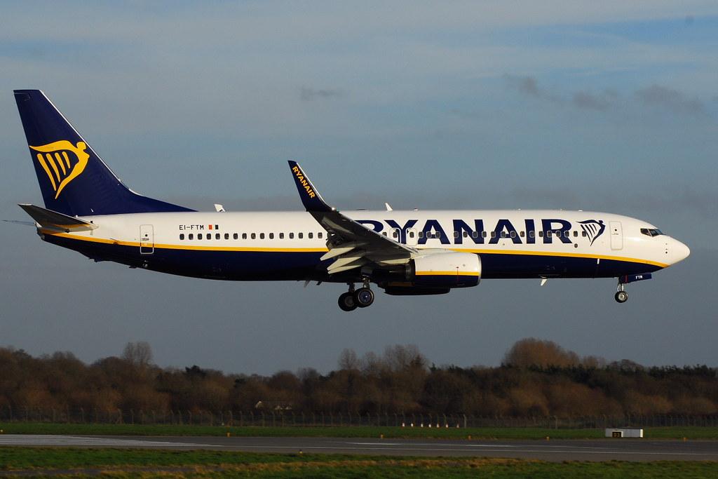 EI-FTM - B738 - Ryanair