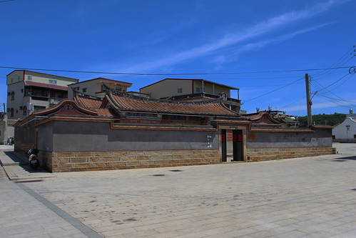 Sab, 09/13/2014 - 12:03 - 吳秀才厝 Wúxiùcáicuò Scholar Wu's Abode - Residence of Wuxiucai - 烈嶼吳秀才厝