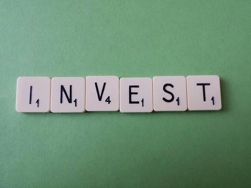 Invest Scrabble
